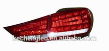 car accessories waterproof hyundai avante 2012 auto led tail light