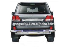 Toyota Land Cruiser FJ200 rear bar, rear guard , 4x4 style rear bumper guard