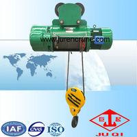 China supplier 1t mini crane cable pulling equipment