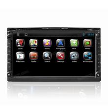 2 din universal Android car DVD Player with Auto DVD GPS & Bluetooth & Navigator & Radio