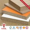 Wood grain 25mm 20mm 18mm 16mm 15mm white melamine particle board chipboard colors waterproof kitchen cabinet grades