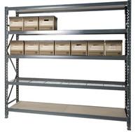 Heavy Duty Metal Steel Rack Garage Home Storage 4 Shelves Shelf Shelving Unit