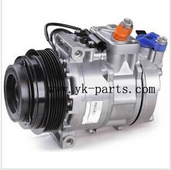 auto air ac compressor (7SBU16C) conditioning compressor for the MERCEDES/ BMW