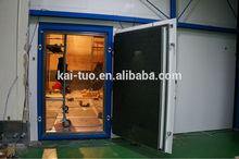 Electric Semi-auto maunal sliding shielidng door