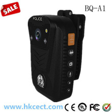 With HDMI, PTT, USB 2.0, AV out ,IR night vision, IP54 and 2.0inch color FHD police video body worn camera