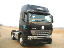 2014 NEW MODEL HOWO A7-G Tractor Truck 4X2 FOR AFRICA