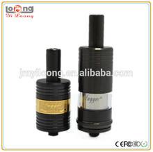 Yiloong fogger rda dripper atomizer quad coil setting plume veil rda clone wax vaporizer pen