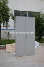 2 door metal cloth storage cabinet/used clothes in kg