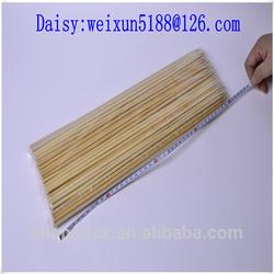Disposable BBQ Bamboo Skewer of weixun company LTD