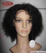 natural afro hair wig yaki human hair wig long human hair wig