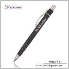 Novelty design the cheapest promotional metal stylus pen