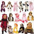 الطفل الرضيع رومبير مقنع، الصوف العضوية الطفل السروال القصير ملابس اطفال بالجملة
