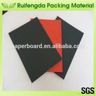 Waterproof color cardboard sheet