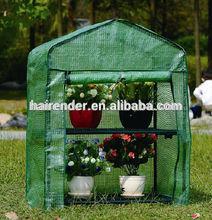 plastic frame green house
