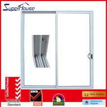 As 2047 Australian standard UPVC sliding door for residential