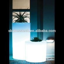 led luminous flower pot/vase