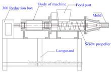 coal fine briquetting machine/coal making machine/coal forming amchine