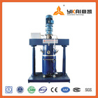 Silicone sealant mixer, vacuum mixer, industrial machine for silicone sealant