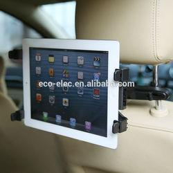 Universal Back Seat Headrest Car Holder For iPad 2/3/4 XOOM Samsung Galaxy Tab eBook DVD GPS