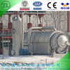 Pollution-free waste plastic pyrolysis plant with advanced technology popular around the world