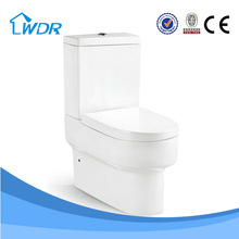 China zhaoan washroom brand new wc two piece toilet seat water jet