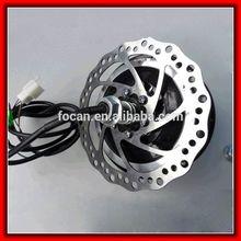48V 350W Brushless Gearless Frong wheel Hub Motor for Electric bike Ebike