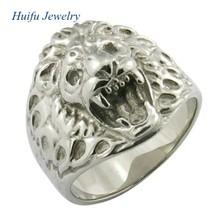 lion head ring custom 3d jewelry cad models