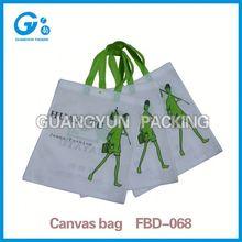 China Non woven Manufacturer laminated photo print shopping bag