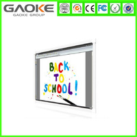 China best optical smart board! Wireless portable interactive smartboard for sale with ir pen