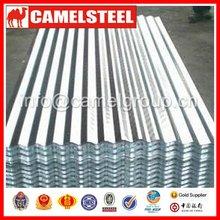 Aluminum Zinc Coated Steel Material Composite Roof Tiles
