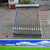 both side open tube solar air heater