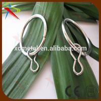 guangzhou chrome shower curtain rings wholesale