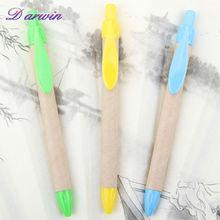 New desigh cheap School&office promotional ballpoint paper pen