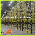 novo preço competitivo armazém de armazenamento fornecedor rack paletes vigas de ferro usados