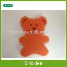 Hot Sale Bath Sponge for kids Christmas Gift
