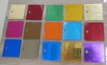 Colored Acrylic Mirrors ,Plastic Mirrors,PMMA Mirrors panel