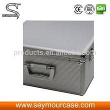 high quality 1000-disc CD dj Case detachable lid aluminum CD case for 1000 disc