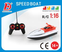 RC boat w/charger 4channel