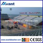 Sundon Mobile Stadium, Temporary Arena