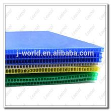factory plastic board corrugated laminate sheet plastic price