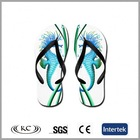 new wholesale italy cartoon seahorse boys flip flop slippers