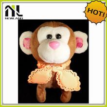 2014 New Design Hot Sales cheap toys plush monkey