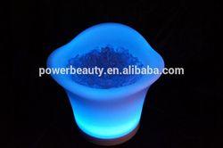 Best-selling Logo Printed Ice Bucket Plastic