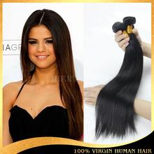 cheap virgin hair bundle-hot hair natural black silky straight 8-30inch malaysian virgin hair extenion