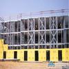 20ft standard prefabricated houses light steel villa for sale