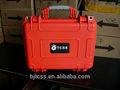De color rojo grande de plástico caja de herramientas( tc- 3011)