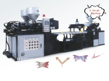 PVC shoes Upper machinery (plastic upper injection moulding machinery)