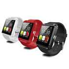 Android 4.2.2 Camera 3G smart watch mobile phone Dual Core silicon SIM card