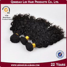 Made In China Darling Hair Extension/ Remy Curly Hair Weaves