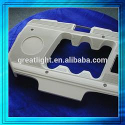 Custom aluminum plastic instrument case